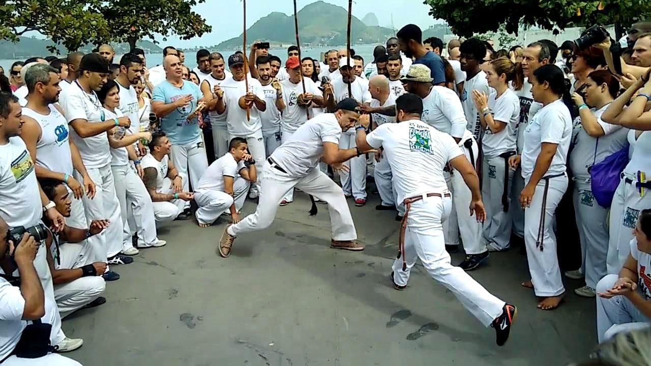 Grupo Capoeira Brasil